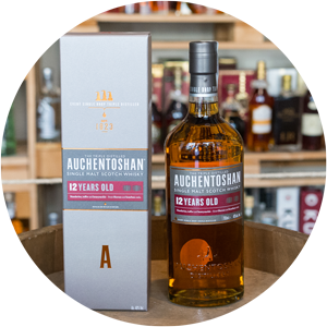 Single Malt Whisky Auchentoshan