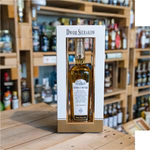 sieraków z beczki - whisky and spirit