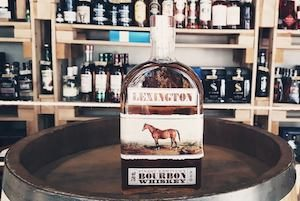 Lexington bourbon whiskey