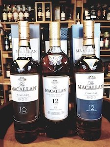 Single Malt Macallan