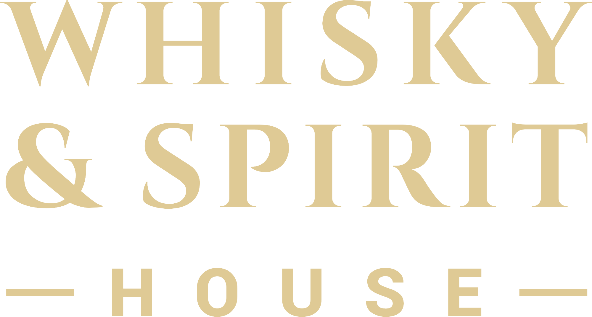 Whisky&Spirit House